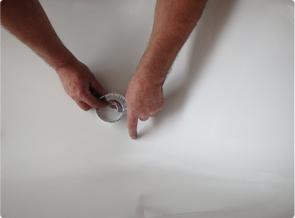 réparation Eclat émail baignoire