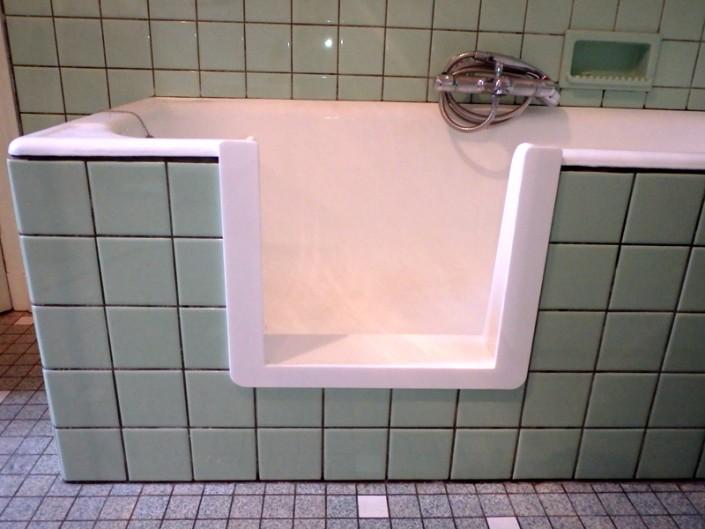 Aménagement baignoire