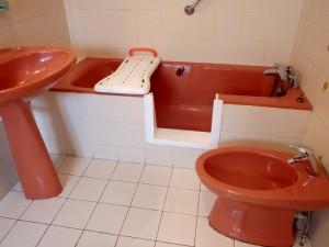D coupe de baignoire ouverture avec ou sans ajout de porte - Baignoire a porte laterale ...