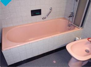 Découpe de baignoire, avant, SO BAIN
