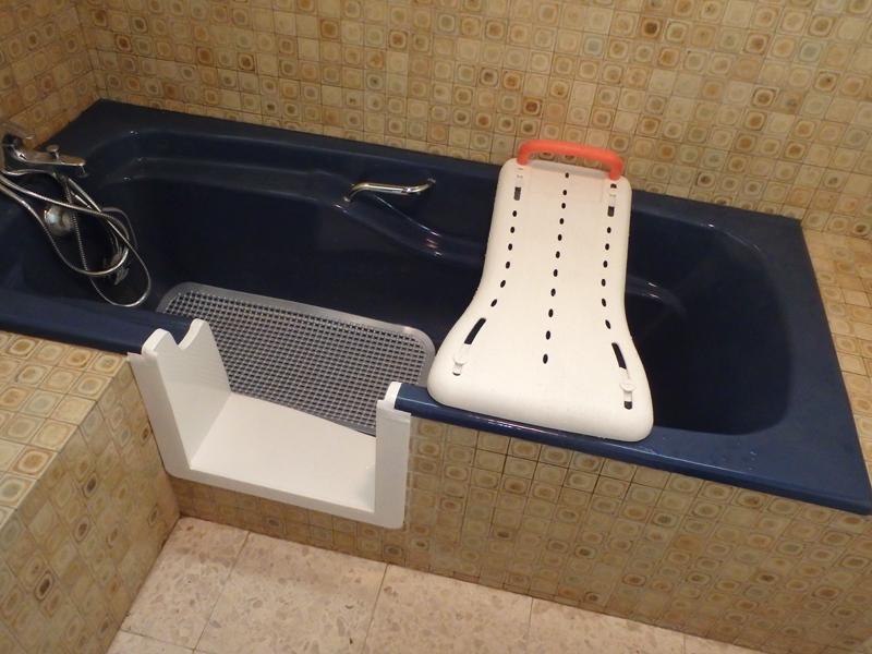 + planche de bain